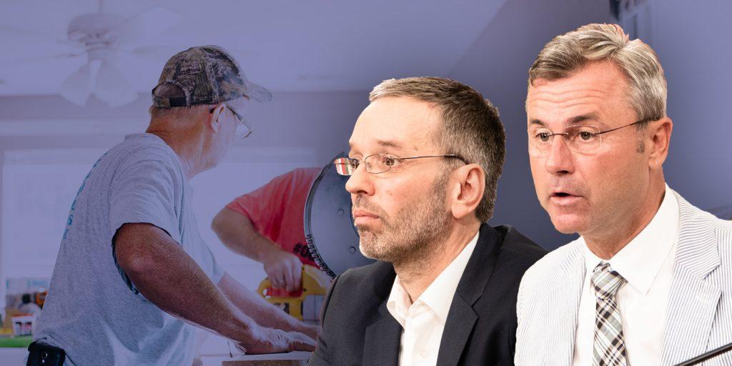 FPÖ ist keine soziale Heimatpartei