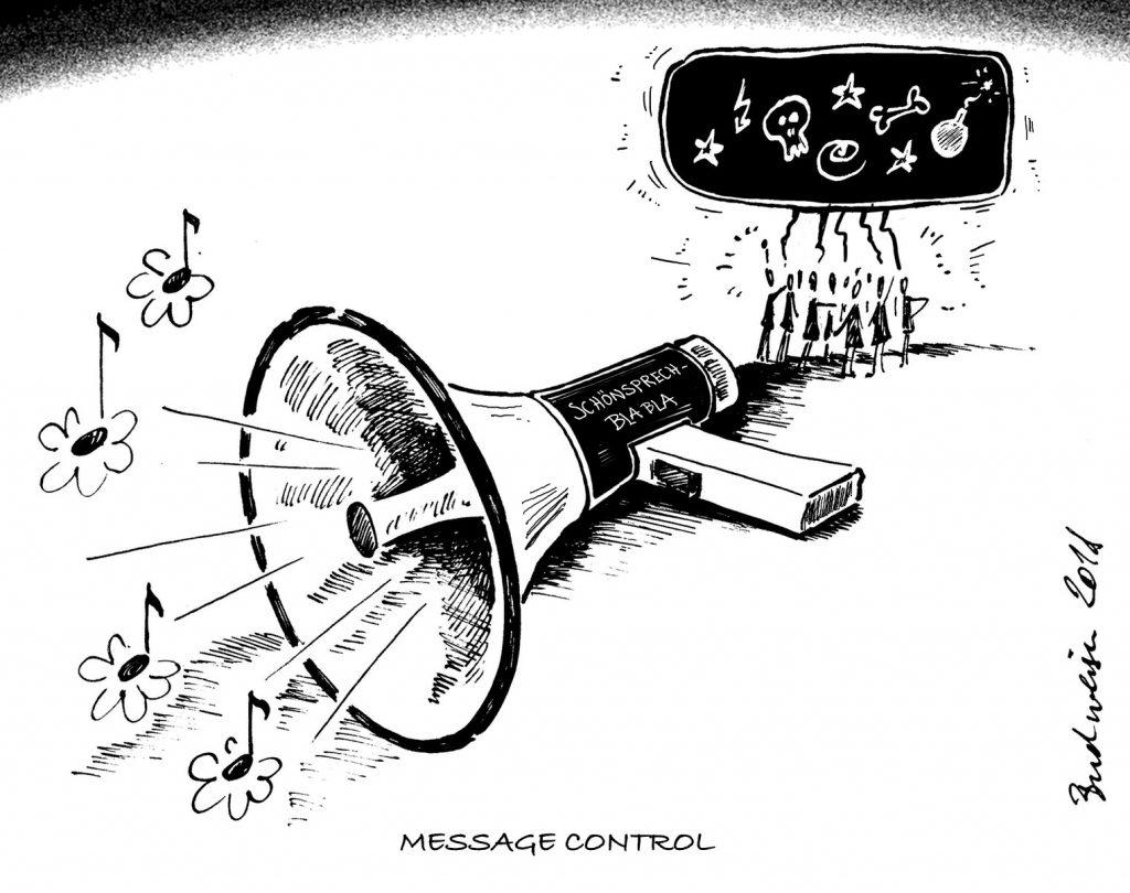 message control sebastian kurz