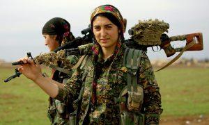 Kurden kämpfen für Demokratie und Freiheit. Warum uns das alle betrifft.