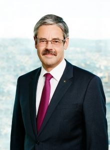 Der Obmann der Raiffeisen Holding NÖ-Wien Erwin Hameseder wurde als ÖVP-Verteidigungsminister gehandelt.