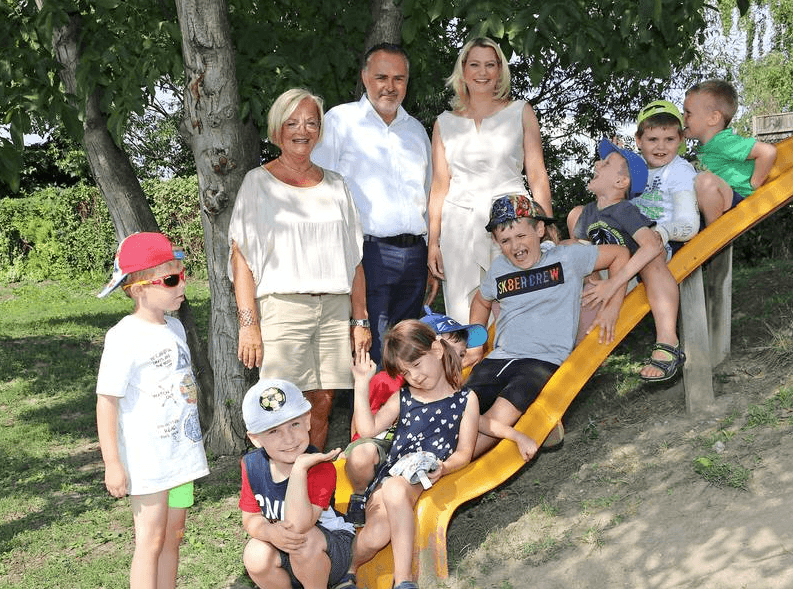 Burgenland Kindergarten gratis