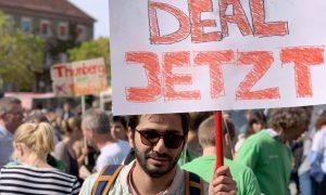"""Diskutieren wir den """"Green New Deal"""" und nicht nur auf eine CO2-Steuer"""