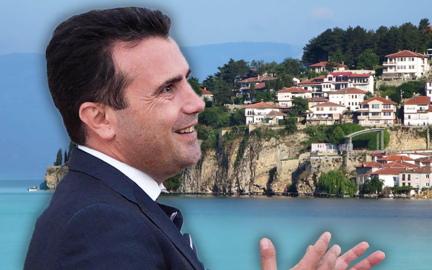 mazedonien nordmazedonien eu beitritt zoran zaev