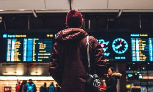 Fliegen ist billiger als Zug fahren - und das ist eine Katastrophe