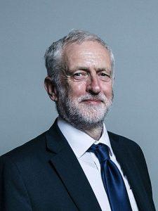 Labour Partei Vorsitzender: Jeremy Corbyn