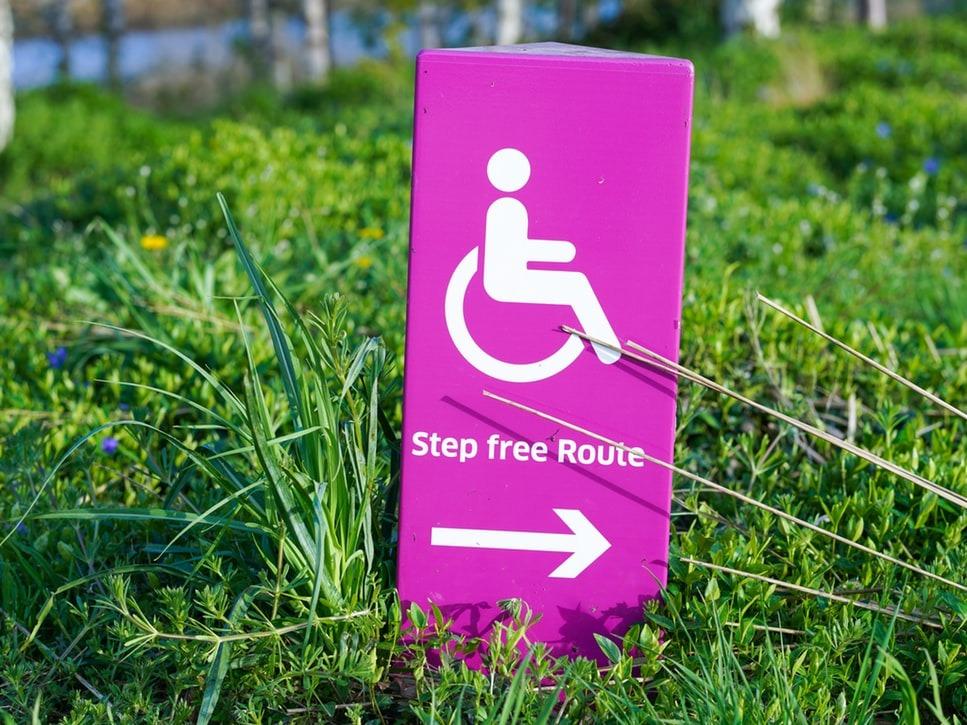 Menschen mit Behinderung brauchen nur am Arbeitsmarkt Barrierefreiheit