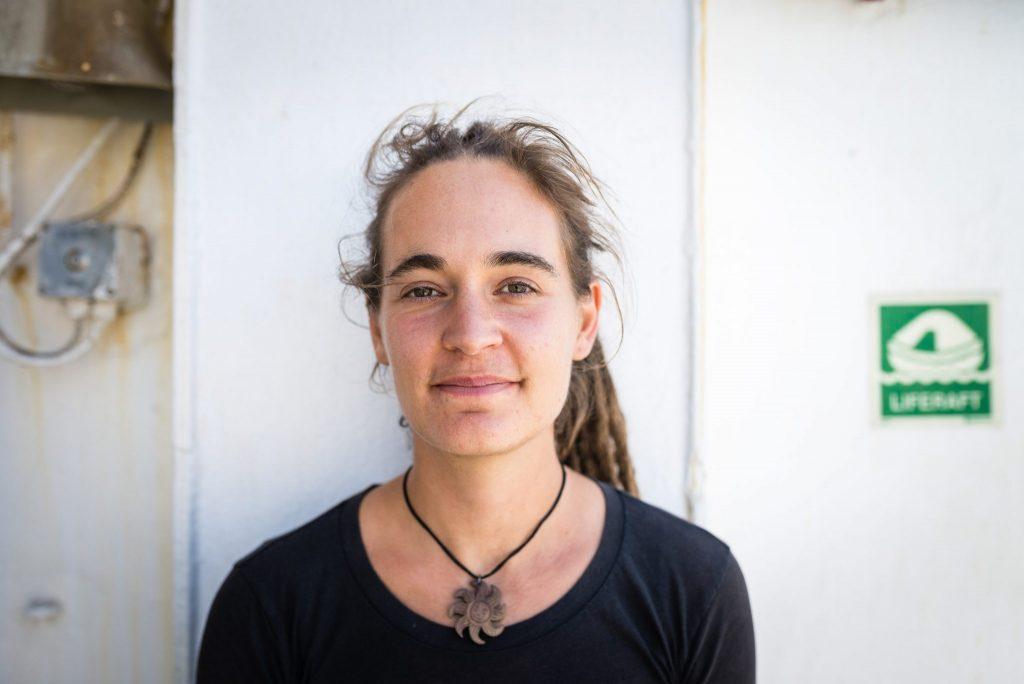 Durch ihre mutige Aktion berühmt geworden: Carola Rackete 2019