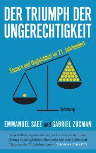 Gabriel Zucman & Emmanuel Saez über Steuern & reichste US Amerikaner