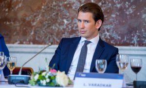 Kanzler von Österreich: Sebastian Kurz