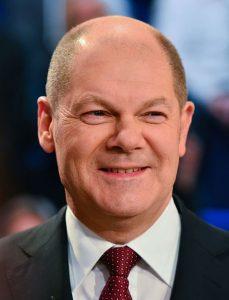 Finanztransaktionssteuer: Olaf Scholz widerspricht Gernot Blümel