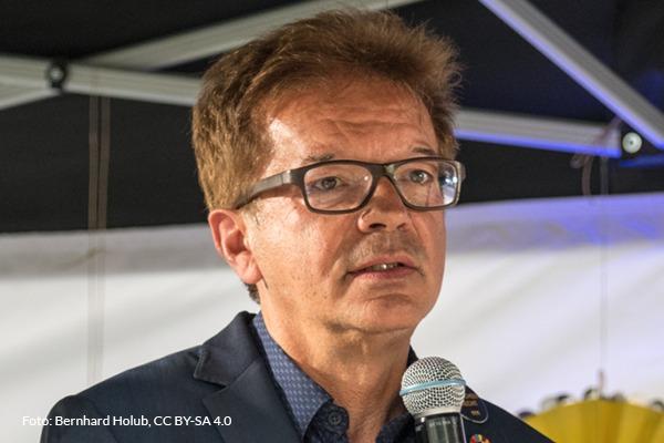 Minister Anschober
