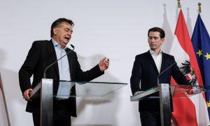 Merkel-Macron Plan europäische Solidarität Österreich dagegen Kanzler Kurz präsentiert eigenen Vorschlag EU-Kommission Brüssel vermittelt