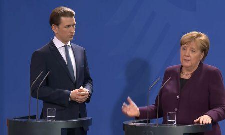 EU-Ratsvorsitz Deutschland Wiederaufbau Corona Österreich blockiert geizig sparsam