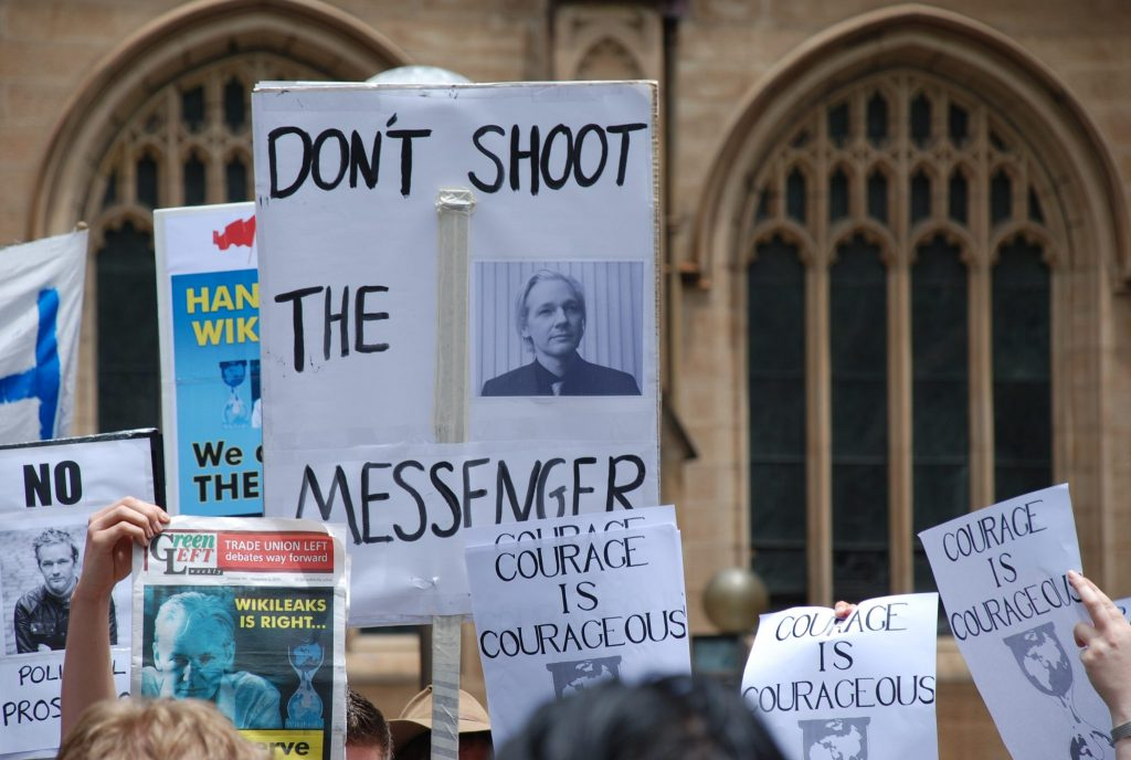 Julian Assange Wikileaks Vergewaltigung