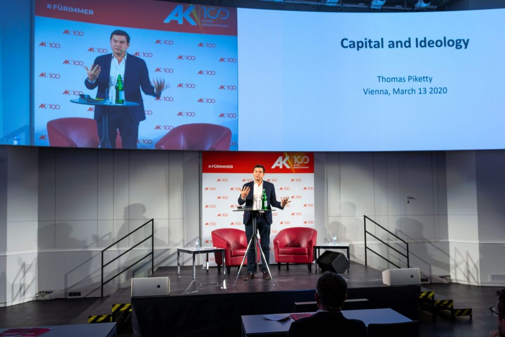 Thomas Piketty Ungleichheit Interview
