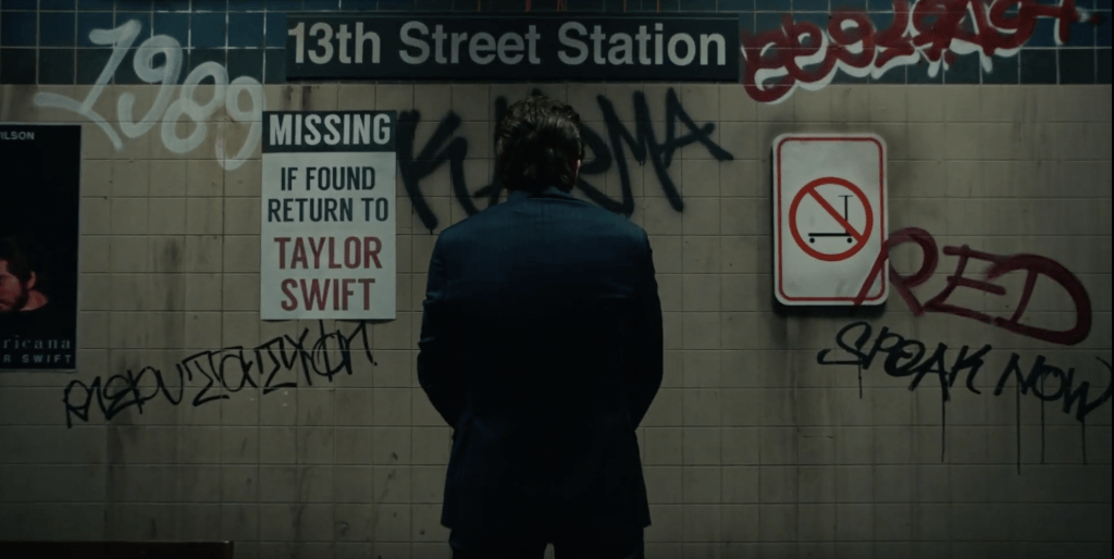 The Man: Easter egg in Taylor Swift's Musik Video