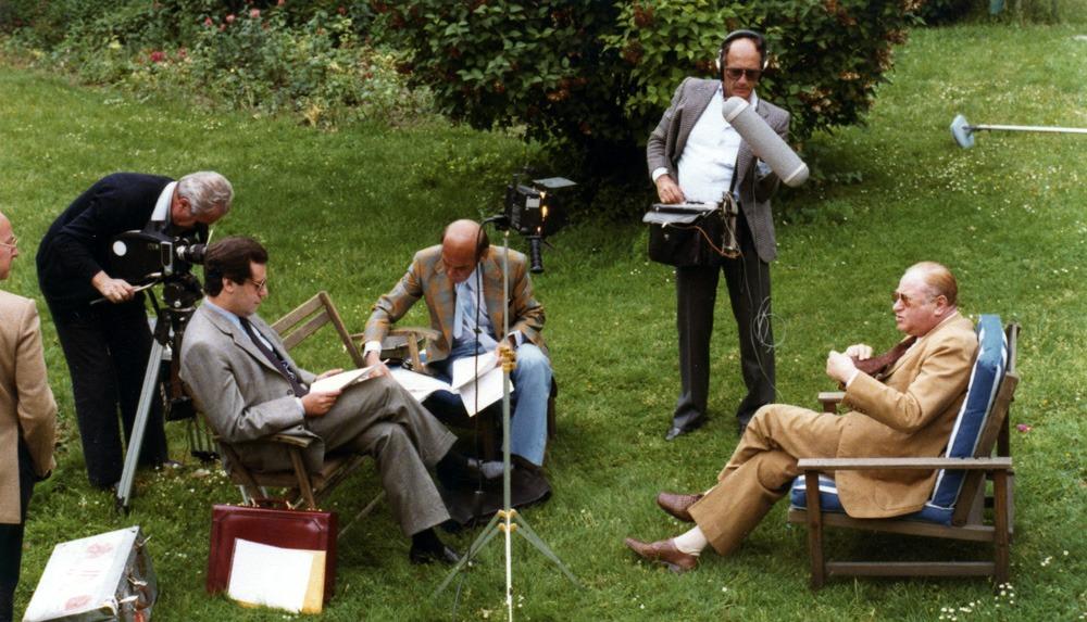 Bruno Kreisky Interview 1980