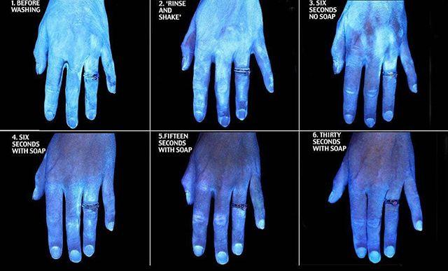 Österreich gegen Corona Virus: Händewaschen hilft