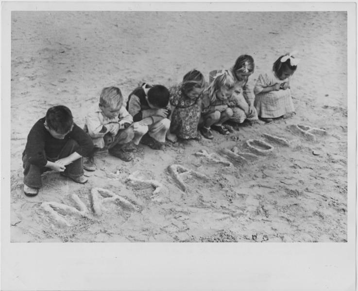 Europäische Flüchtlinge kamen während des zweiten Weltkriegs im nahen Osten unter, wie auch in Syrien.