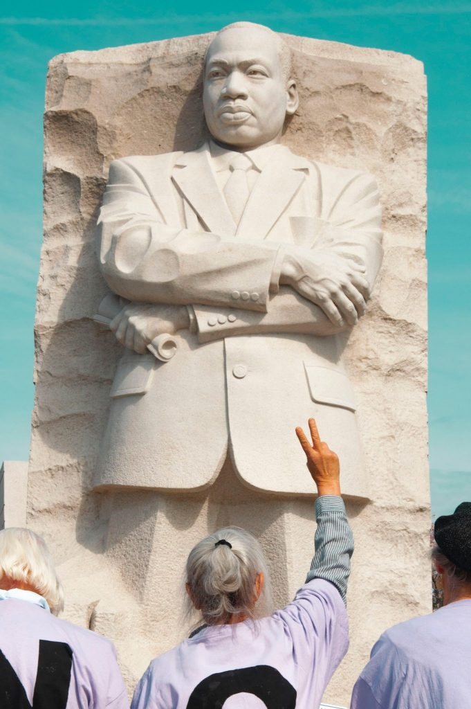 Martin Luther King Biografie