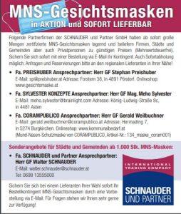 oberösterreichisches volksblatt volkspartei wahlkampf övp berater coronavirus
