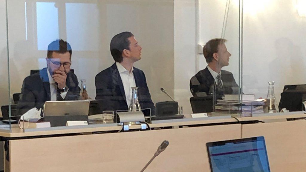 sebastian kurz zur ibiza affäre, dem video im ibiza untersuchungsausschuss