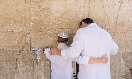 Judentum, Klagemauer, Antisemitismus - Foto: Unsplash: Anton Mislawsky