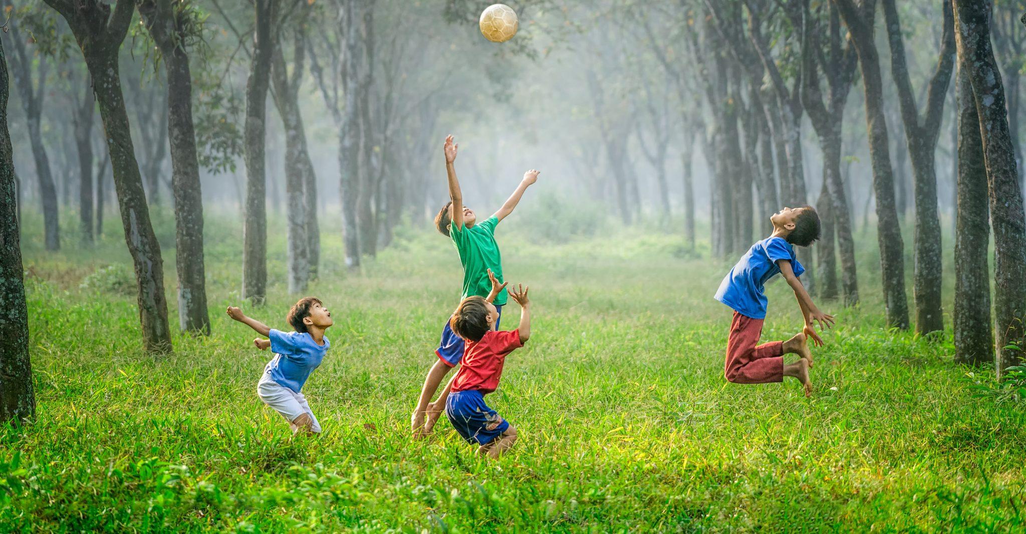 Kinder - Photo by Robert Collins / Unsplash