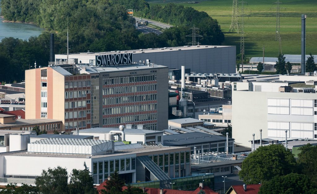 Swarovski Werk in Wattens drohten Entlassungen