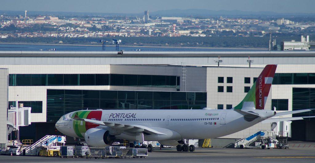 Portugal Fluglinie TAP Airline Corona