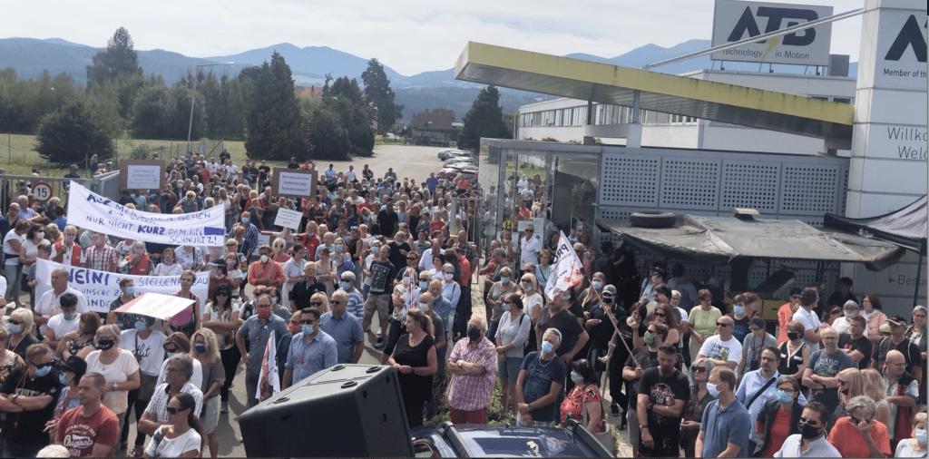 ATB: Spielberg protestiert gegen Schließung