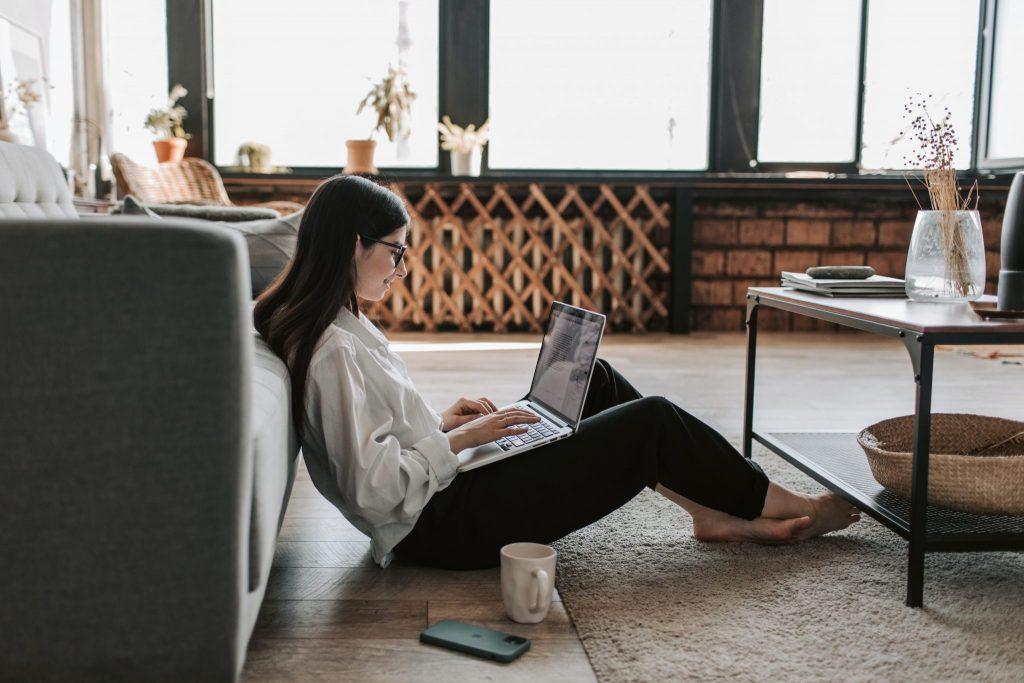 Homeoffice bringt neue Chancen und Herausforderungen für die Work Life Balance