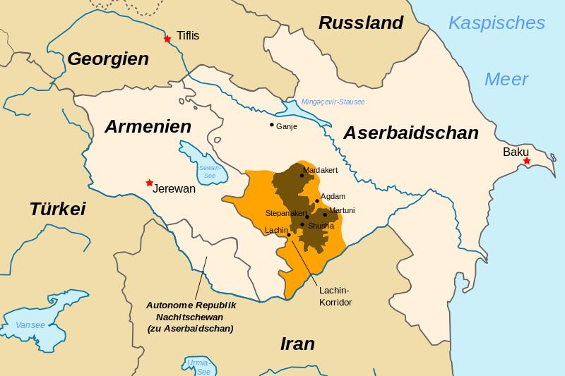 Friedliche Nachbarn Armenien Und Aserbaidschan Wie Kam Es Zum Krieg Zusammenfassung
