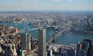 New York - Joe Montanari on unsplash