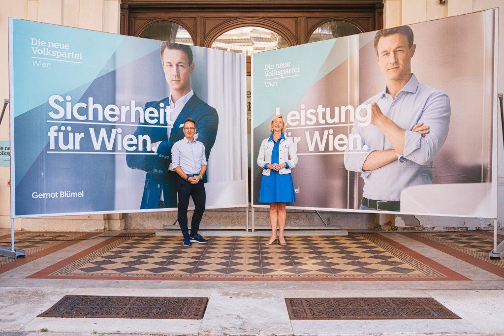 Wien-Wahl 2020: Themen der ÖVP: Integration und Wirtschaft