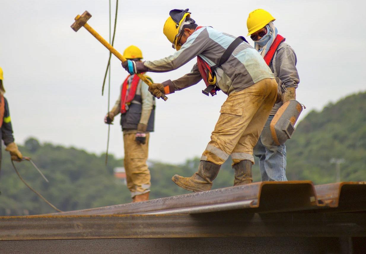 Arbeiter - unsplash