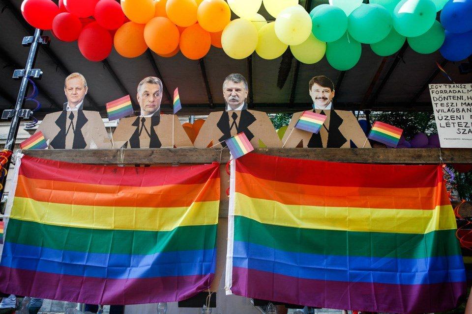 Hungary - Foto: budapestpride.com