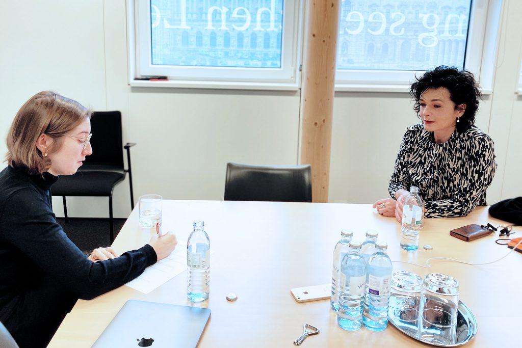 katharina temberer Interview Arbeit