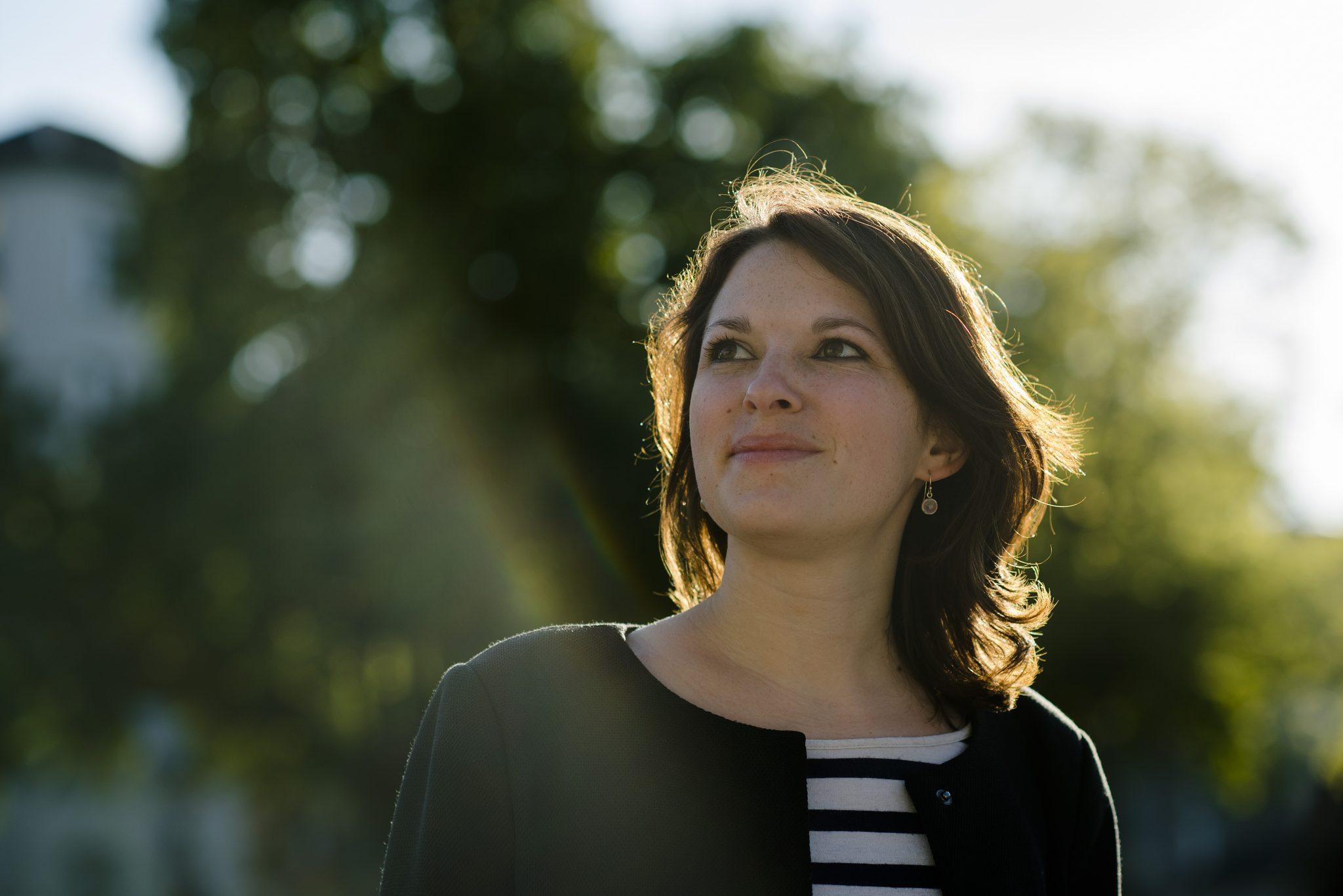 Mattea Meyer, Schweizer SP - Foto: matteameyer.ch