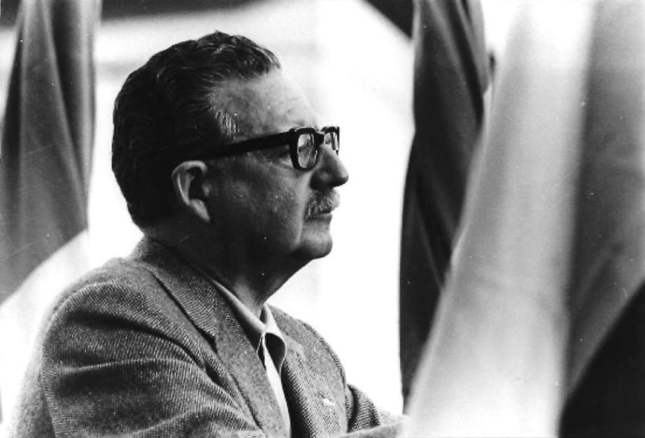 Salvador Allende - Wikimedia Commons/Biblioteca del Congreso Nacional/ CC BY 3.0 cl