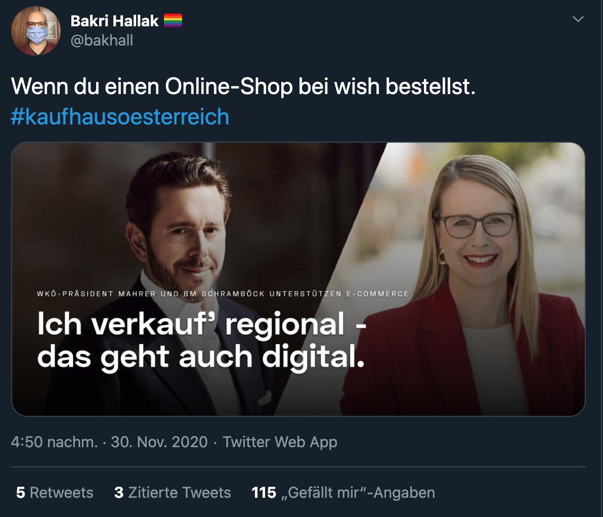 kaufhaus österreich kritik