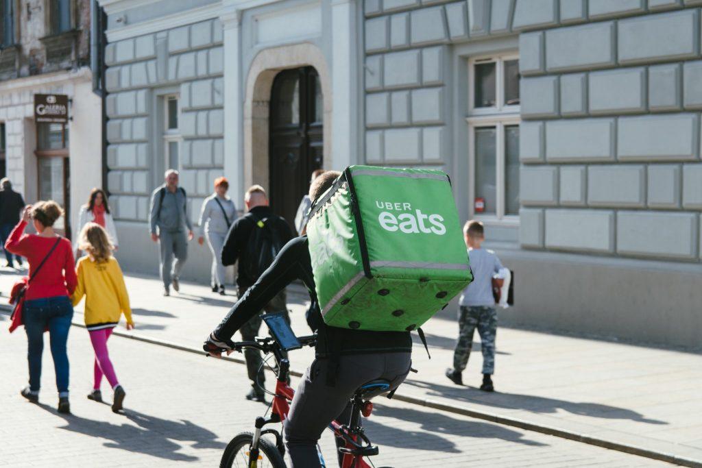 fahrradkurier corona arbeitsbedingungen