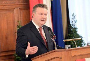 Bürgermeister Ludwig will in Wien Jobwechsel in der Corona Zeit erleichtern.