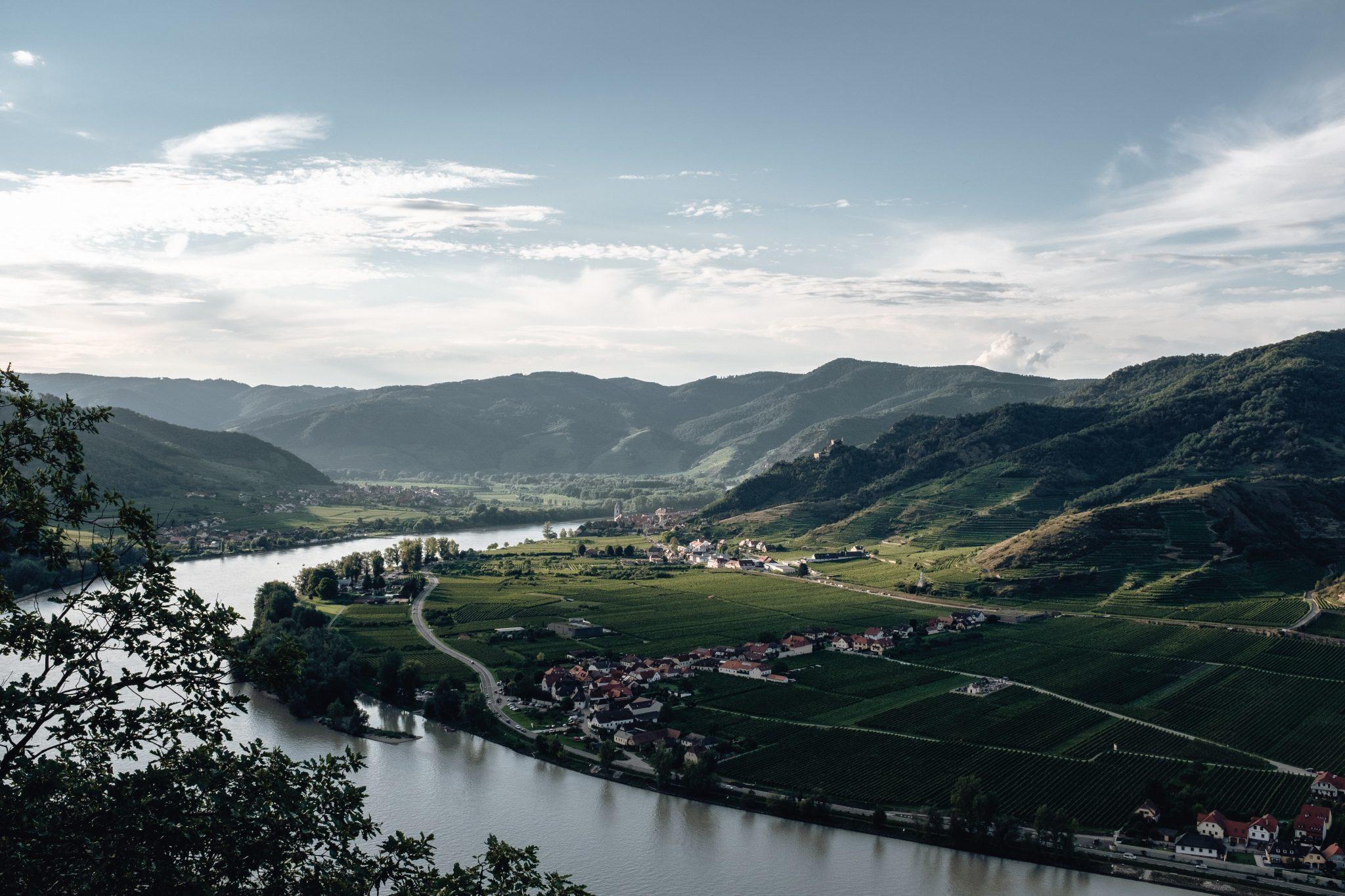 Donau in Niederösterreich (Wachau)# - Foto: Unsplash / Thomas Peham
