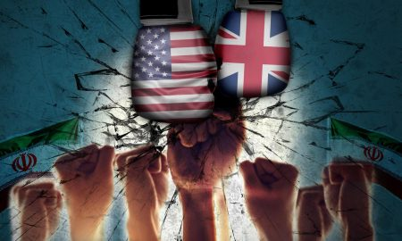 Konflikt Iran-USA -Bild: Kontrast