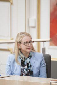 Margarete Schramböck ermittlungen gegen oevp spender wettbewerbsbehoerde