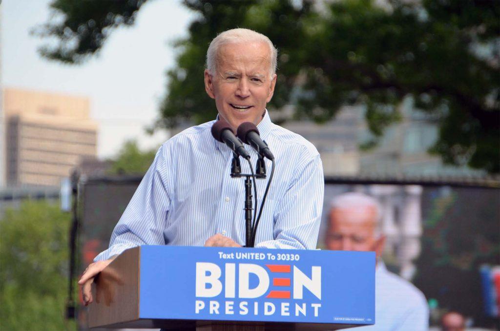 Joe Biden (Foto: Michael Stokes / CC BY 2.0)