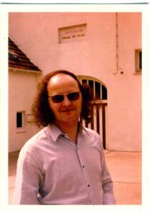 Refprmpädagoge Otto Herz in den 70ern