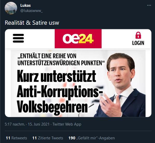 """ÖVP und Medien: """"Freundliche Berichterstattung"""""""