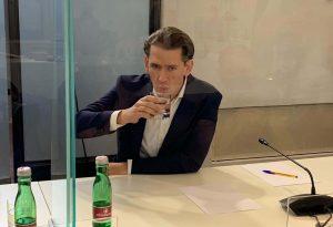 sebastian kurz falschussage - Kurz als Zeuge im Ibiza-U-Ausschuss